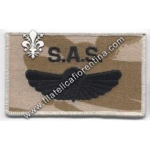 Brevetto paracadutista SAS...