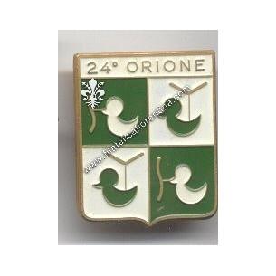 """Distintivo del 24° Gruppo """"..."""
