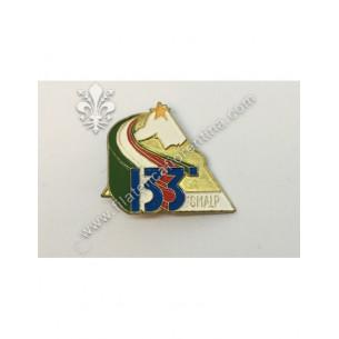 Distintivo del 133° corso...