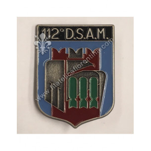 Distintivo del 112°...