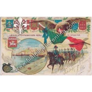 Cartolina Legione dei...