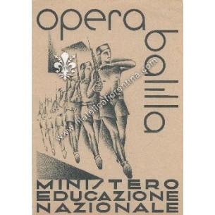 Pagella scolastica del 1937