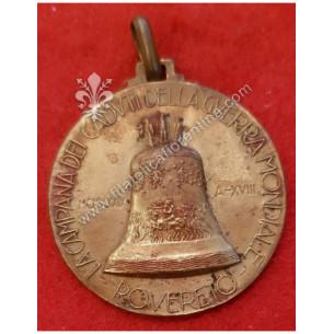 La campana dei caduti della...