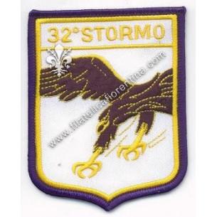 Distintivo del 32° Stormo