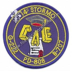 Distintivo del 14° STORMO...