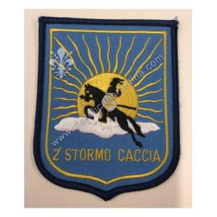 Distintivo 2° Stormo Caccia