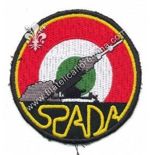 Distintivo SPADA- mod. di...