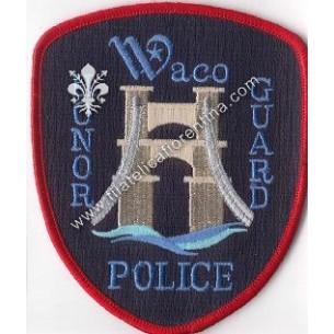 "Distintivo ""Honor Guard Waco"""