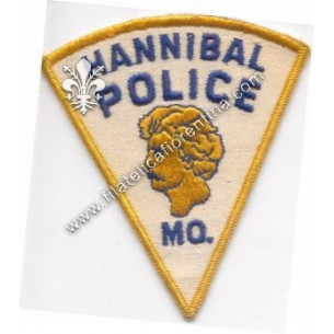 "Distintivo ""Hannibal Police..."