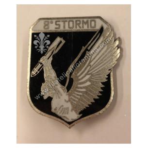 Distintivo dell' 8° Stormo...