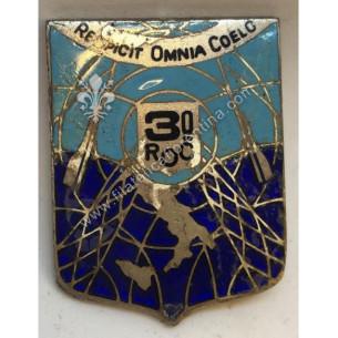 Distintivo del 3° ROC