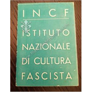 Istituto Nazionale di...