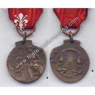 Medaglia del 4° Reggimento...