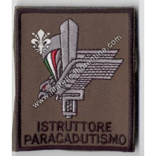 Distintivo da Istruttore...