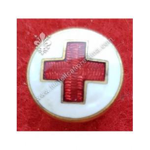 Croce Rossa - da occhiello