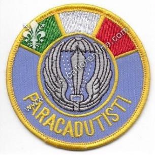 Distintivo Paracadutisti