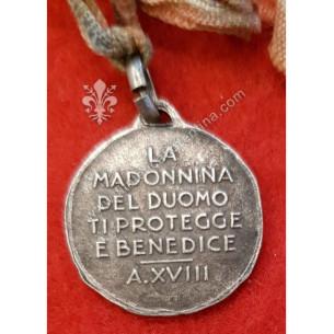 La madonnina del Duomo ti...