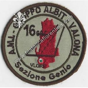 Distintivo del 16° Gruppo...
