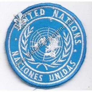 Distintivo da spalla truppe...