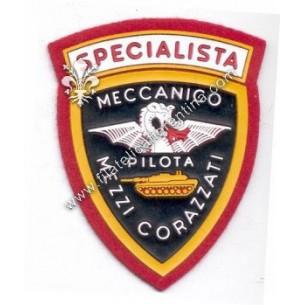 Distintivo PILOTA MECCANICO...