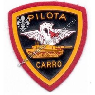Distintivo  PILOTA CARRO