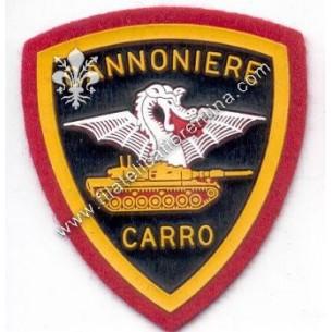 Distintivo CANNONIERE CARRO