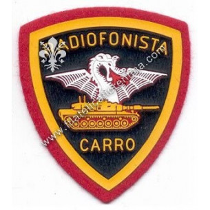 Distintivo RADIOFONISTA CARRO