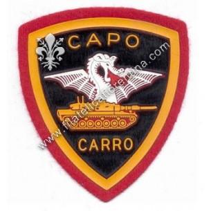 Distintivo CAPO CARRO