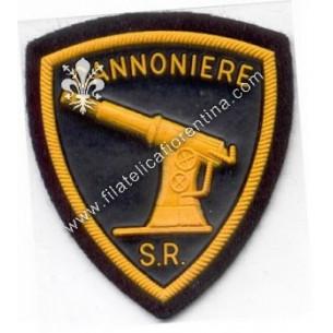 Distintivo CANNONIERE S.R.