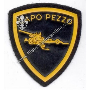 Distintivo CAPO PEZZO