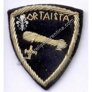 Distintivo MORTAISTA - in...