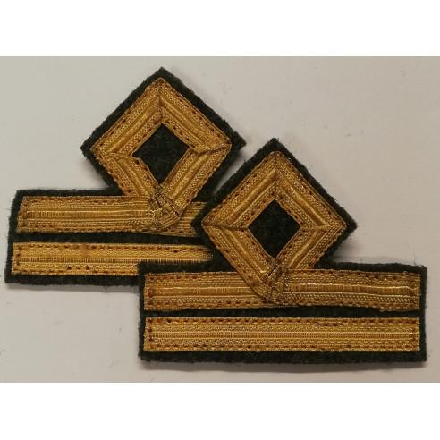 Gradi da Capomanipolo della Milizia...