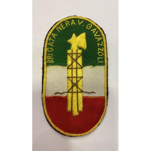 Distintivo della Brigata Nera V....