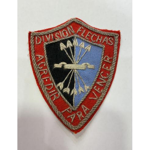 Distintivo della Division Flechas OMS...