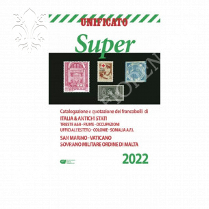 Catalogo Super per francobolli