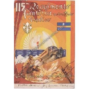 115° Reggimento Fanteria...