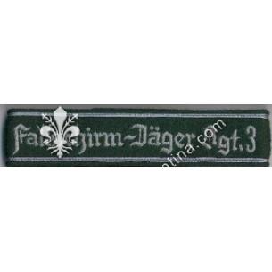 FALLSCHIRM-JAGER RGT. 3 -...