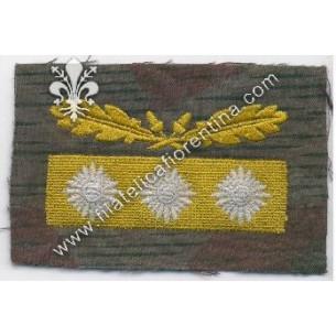 Grado da Generale d'Armata...