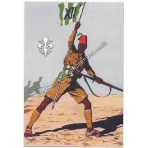 XII° Battaglione Coloniale...