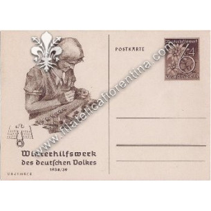 Cartolina di propaganda per...
