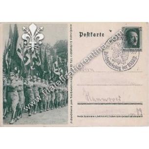 Cartolina di propaganda con...