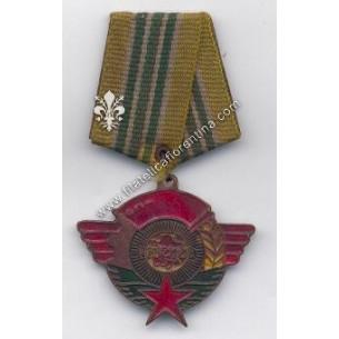 Medaglia per la liberazione...