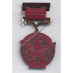 Medaglia per i soldati...