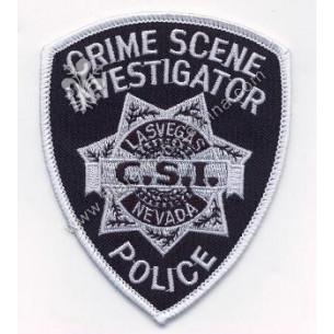 Distintivo della polizia...