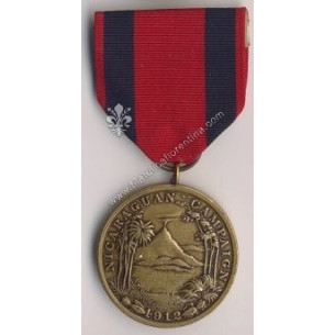 Nicaraguan Campaign Medal 1912