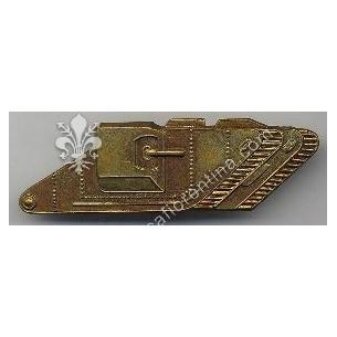 Fregio Tank Corps - da braccio
