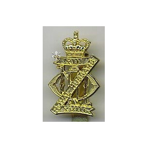 Fregio XIII Royal Hussars Q.C.