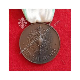 Medaglia al Merito della...