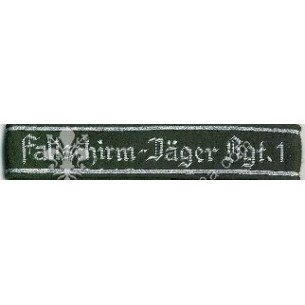 FALLSCHIRM - JÄGER Rgt. 1 -...