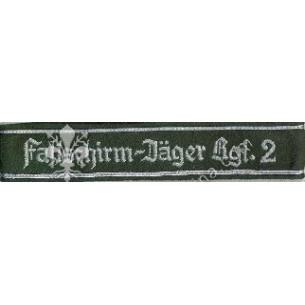 FALLSCHIRM - JÄGER Rgt. 2 -...